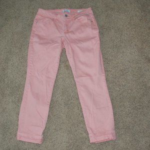 Jessica Simpson Rolled Crop Skinny Jeans 4/27